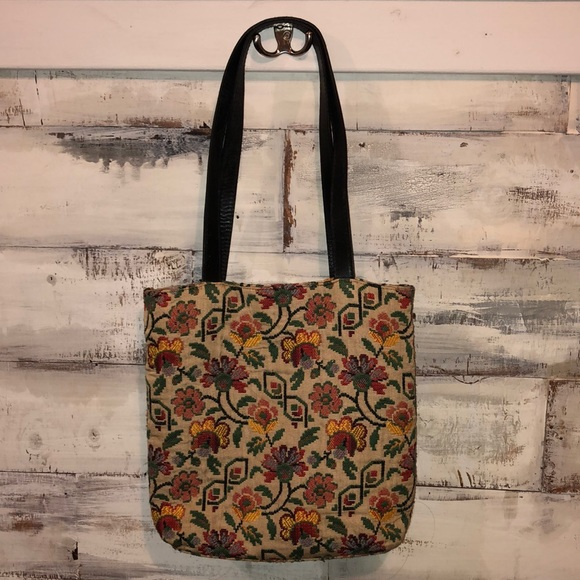 Tapestry style Tote Bag